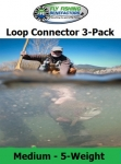 Medium Loop Connector 3-Pack